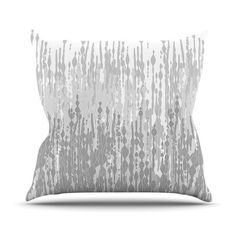 Found it at Wayfair - Drops by Frederic Levy-Hadida Throw Pillow