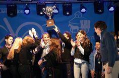 San Miguel: Gran cierre de las olimpiadas estudiantiles con un show de Los Bonnitos
