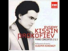 Prokofiev: Piano Concertos Nos. 2 & 3 - A nice, atmospheric introduction to Prokofiev. Amazingly good considering it's live. Evgeny Kissin, G Minor, Better Music, Jazz Music, Conductors, Classical Music, Orchestra, Album, My Love