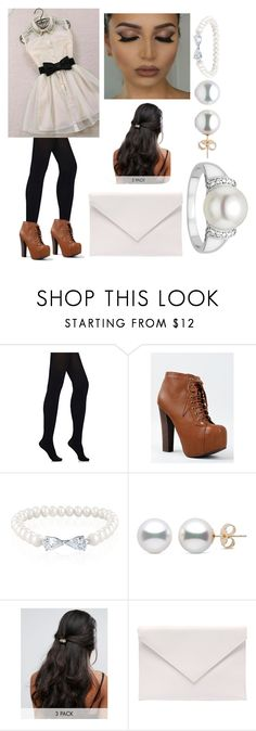 """""""cute dress"""" by arra-corvus ❤ liked on Polyvore featuring Wolford, Breckelle's, Belk & Co., ALDO and Verali"""