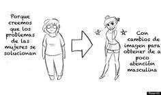 6 Este comic captura perfectamente cómo el feminismo nos ayuda a todos