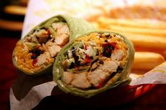 bbq chicken wrap- knockoff of Red Robin's Whisky River BBQ Chicken Wrap. These are seriously my favorite! I hope they taste like the Red Robin recipe of this! :)