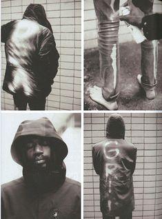 Death Grips in Clash Magazine.