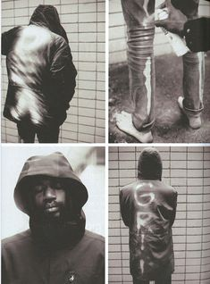 Death Grips in Clash Magazine.