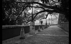 Old San Juan in Black and White, ALL-OVER-THE-PLACE.com