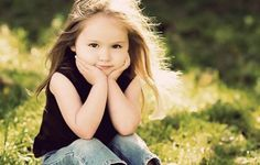 Sweet Beautiful Baby Girl HD