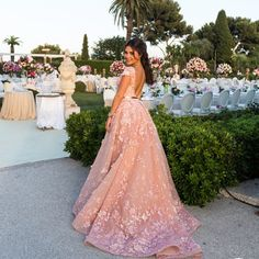 Gorgeous bride Zuhair Murad gown