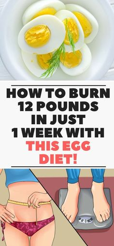 The egg diet that we are going to present you today is intended for a very fast weight loss. The diet deprives the body of nutrition for prolonged time so it's not meant for long term weight loss. …