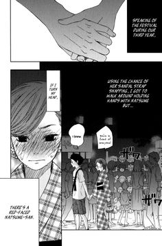 Tonari no Kaibutsu-kun 48.1, they are my favorite couple from this manga