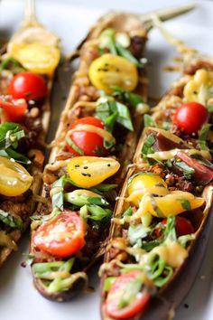 20 Creative Eggplant #Recipes!