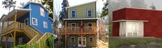 Compact Cottage Company – Building Affordable Green Homes in Asheville | Living Large!