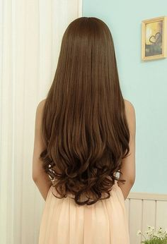 Alyce Paris News, Celebrity Fashion, Prom News, Humor, Videos 6 Cap Safe Graduation Hairstyles Curled Hairstyles, Pretty Hairstyles, Straight Hairstyles, Hairstyles Haircuts, Love Hair, Gorgeous Hair, Amazing Hair, Curling Straight Hair, Straight Hair With Curls
