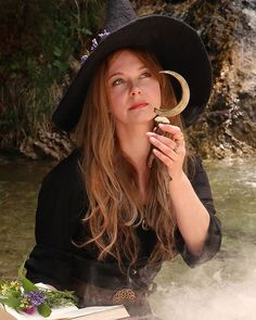 From last witch themed photo shoot I totally failed lol I took like 150 pictures with 10 of them more or less worth using as reference  Those who think it is easy being an artist and own model and a photographer  I assure you  it is not  Anyway hope you enjoy this one. If you are wondering where the props are coming from: Witch hat is by @costureroreal   bolin sickle knife by @lugheaislingcelticart  Dress by Bellepoque.  Now back to painting  #witch #hobby #reference #fun #artist… Photoshoot Themes, Take My, Inktober, Photo Shoot, Witch, Lol, Illustrations, Artist, Easy