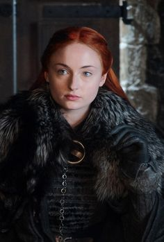 Sansa Stark in Game of Thrones 7.04 (x)