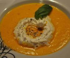 Rezept Asiatische Karottensuppe (vegan) von Stefania1973 - Rezept der Kategorie Suppen