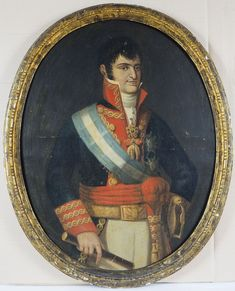 S. M. Don Fernando VII; anónimo del siglo XIX. Museo Nacional de Arte de Cataluña Fernando Vii, Painting, Daylight Savings Time, Accenture Digital, 19th Century, Exhibitions, Museums, Historia, Painting Art