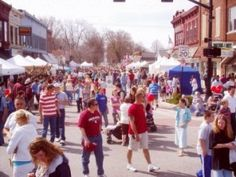 The Wakarusa Maple Syrup Festival is in its 46th year in Wakarusa, IN, and draws in large crowds, both locals and visitors from other states. Musicians, food vendors, and entertainers gather for 3 days at the end of April to have a wholesome, good time.