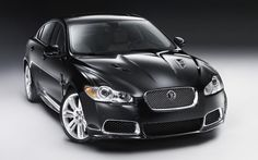 Jaguar XFR 2010 Photo: The greatest car on Earth. This Photo was uploaded by Black Car Paint, Matte Black Cars, Black Jaguar Car, Black Mercedes Benz, Jaguar Xf, Jaguar Cars, Black Truck, Jaguar Land Rover, Yellow Car