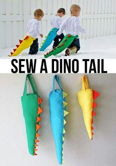http://andreasnotebook.com/2011/09/handmade-dress-up-diy-dino-tail-tutorial.html#_a5y_p=2360853