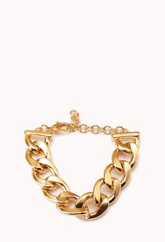 Curb Chain Bracelet | FOREVER21
