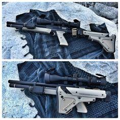 Custom Benjamin Marauder Pistol