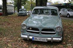 Volvo Amazon 1956
