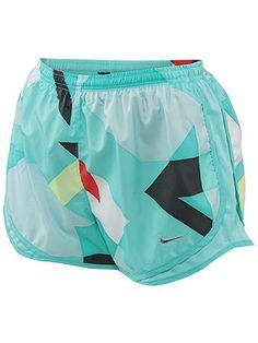 Nike printed Tempo running shorts