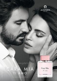 Новата версия на #AignerCaraMia от 2015 г. пристига на пазара през март 2017 г. в розов флакон и с романтична композиция, която се фокусира върху цветя, плодови нотки и силата на розовия пипер. Новият парфюм е създаден като изказване на любов, носещ силни чувства и нежност в същото време, предизвиквайки най-ценните моменти на романтиката. #CaraMiaTiAmo се отваря със смес от мандарина, бергамот и розов пипер, сърцето добавя розови цветя, върху ветивер, дъб и мускус. Според марката, флоралното…