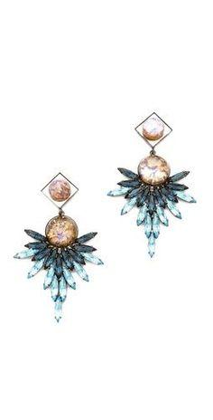 DANNIJO Odessa Earrings | SHOPBOP