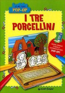 """Venerdi' del libro: """"I tre porcellini"""" fai da te"""