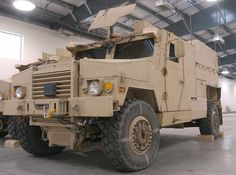 Military Concept Vehicles to Aid Future Development | Article | The United States Army