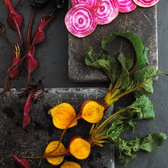 4 MY BEST FALL GARDENING TIP:  Harvesting Beets -- Beet greens can be picked and used as baby greens in salad mixes when they are just an inch or two high. Older greens are best served steamed or sautÈed. Roots can be harvested when they reach an inch in diameter, but they remain tender until they measure 3 or 4 inches.