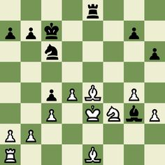 Daily Puzzle: - Chess Life, The Einstellung Effect Chess Online, Chess Puzzles, Daily Puzzle, I Am Game, Game 1, Google, Chess Games, Check, 8 Weeks