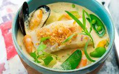 Découvrez la recette Marmite du pêcheur par Patricia Kettenhofen