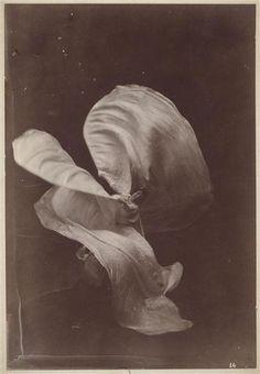 Loïe Fuller dansant