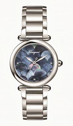 Salvatore Ferragamo Idillio Watch