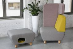 Toto Wingback Chair, Armchair, Tub Chair, Accent Chairs, Polish, Furniture, Design, Home Decor, Sofa Chair