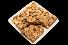 Cashew and Coconut Bars