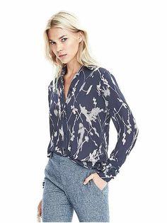 Women's Apparel: blouses & shirts   Banana Republic