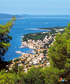 Brač, Croatia. Brač is an island in the Adriatic Sea with an area of 396 square kilometres, making it the largest island in Dalmatia, and the third largest in the Adriatic.