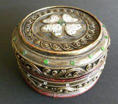 Handmade jewelbox