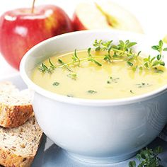 Roasted Apple and Acorn Squash Soup - Price Chopper Recipe