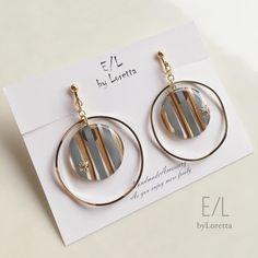 Diy Earrings, Leather Earrings, Fashion Earrings, Earrings Handmade, Resin Jewelry Tutorial, Earring Tutorial, Diy Jewelry, Jewelery, Jewelry Making