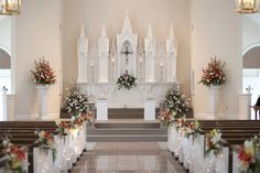 Where I had my wedding!! Pristine Chapel Lakeside