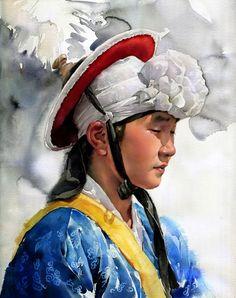 South Korean artist, Misulbu