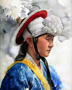 David Meldrum: South Korean artist, Misulbu