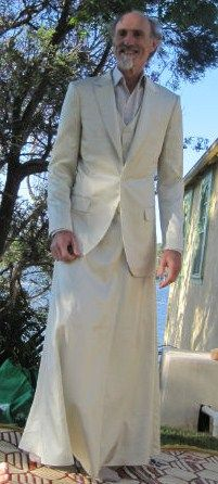 069 Skirtsuit in ivory My Outfit, 3 Piece, Men Dress, Nice Dresses, Dressing, Ivory, Formal, Outfits, Style