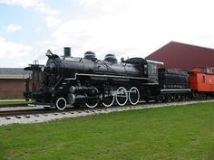 National Railroad Museum in Green Bay, Wisconsin
