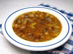 Falošná držková polievka z hlivy ustricovej je rovnako chutná ako pravá držková.
