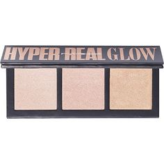 MAC Hyper Real Glow Palette: Flash + Awe Color:Rose GoldRose Gold